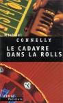 """Couverture du livre : """"Le cadavre dans la Rolls"""""""