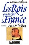 """Couverture du livre : """"Jean II le Bon"""""""