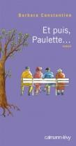 """Couverture du livre : """"Et puis, Paulette..."""""""