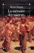 """Couverture du livre : """"La mémoire des vaincus"""""""