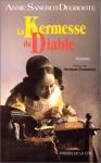 """Couverture du livre : """"La kermesse du diable"""""""