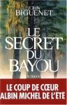 """Couverture du livre : """"Le secret du bayou"""""""