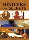 """Couverture du livre : """"Histoire des secrets"""""""