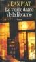"""Couverture du livre : """"La vieille dame de la librairie"""""""