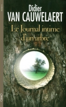 """Couverture du livre : """"Le journal intime d'un arbre"""""""