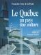 """Couverture du livre : """"Le Québec"""""""