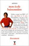 """Couverture du livre : """"Mon école buissonnière"""""""