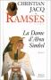 """Couverture du livre : """"La Dame d'Abou Simbel"""""""