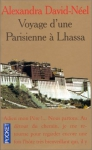 """Couverture du livre : """"Voyage d'une parisienne à Lhassa"""""""