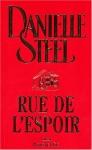 """Couverture du livre : """"Rue de l'espoir"""""""
