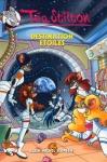 """Couverture du livre : """"Destination étoiles"""""""