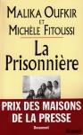 """Couverture du livre : """"La prisonnière"""""""