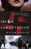 """Couverture du livre : """"La sixième lamentation"""""""