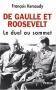 """Couverture du livre : """"De Gaulle et Roosevelt"""""""