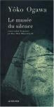 """Couverture du livre : """"Le musée du silence"""""""