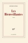 """Couverture du livre : """"Les bienveillantes"""""""