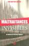 """Couverture du livre : """"Les maltraitances invisibles"""""""