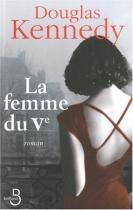 """Couverture du livre : """"La femme du Ve"""""""