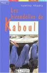 """Couverture du livre : """"Les hirondelles de Kaboul"""""""