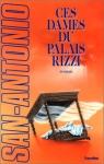 """Couverture du livre : """"Ces dames du palais Rizzi"""""""