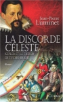 """Couverture du livre : """"La discorde céleste"""""""