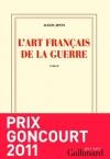 """Couverture du livre : """"L'art français de la guerre"""""""