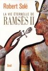"""Couverture du livre : """"La vie éternelle de Ramsès II"""""""