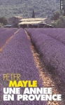 """Couverture du livre : """"Une année en Provence"""""""