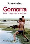 """Couverture du livre : """"Gomorra"""""""