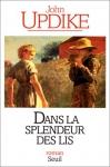 """Couverture du livre : """"Dans la splendeur des lis"""""""
