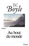 """Couverture du livre : """"Au bout du monde"""""""