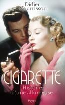 """Couverture du livre : """"Cigarette"""""""
