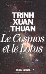 """Couverture du livre : """"Le cosmos et le lotus"""""""