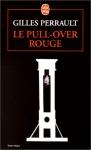 """Couverture du livre : """"Le pull-over rouge"""""""
