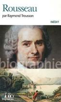 """Couverture du livre : """"Rousseau"""""""