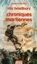 """Couverture du livre : """"Chroniques martiennes"""""""