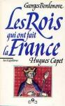"""Couverture du livre : """"Hugues Capet"""""""