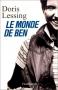 """Couverture du livre : """"Le monde de Ben"""""""
