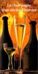 """Couverture du livre : """"Le champagne"""""""