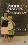 """Couverture du livre : """"Les prodigieuses aventures des soeurs Hunt"""""""