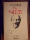 """Couverture du livre : """"Paul Valéry"""""""
