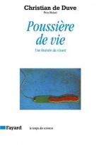 """Couverture du livre : """"Poussière de vie"""""""