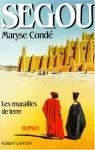 """Couverture du livre : """"Les murailles de terre"""""""
