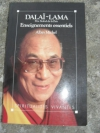 """Couverture du livre : """"Enseignements essentiels"""""""