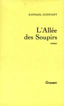 """Couverture du livre : """"L'allée des soupirs"""""""