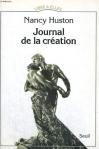 """Couverture du livre : """"Journal de la création"""""""