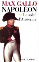 """Couverture du livre : """"Le soleil d'Austerlitz"""""""