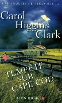 """Couverture du livre : """"Tempête sur Cape Cod"""""""