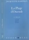 """Couverture du livre : """"La plage d'Ostende"""""""