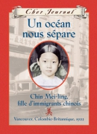 """Couverture du livre : """"Un océan nous sépare"""""""